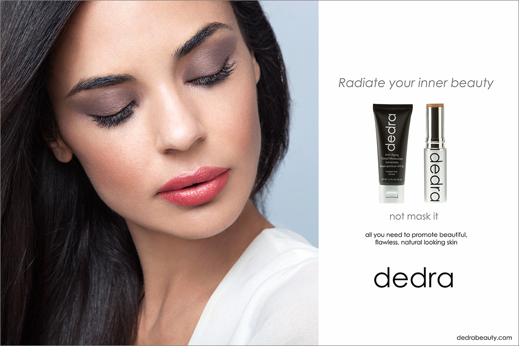 Dedra Cosmetics Los Angeles Makeup Photographers Advertising Beauty Editorial Cosmetic